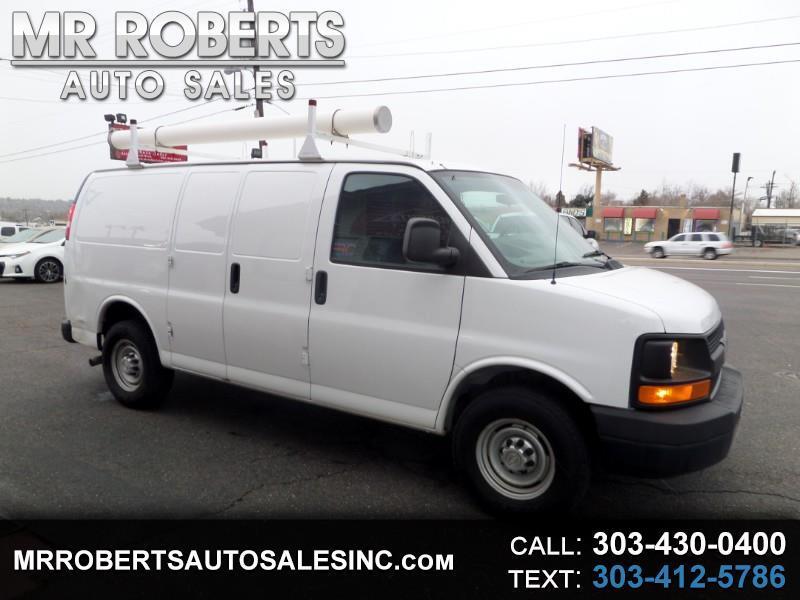 2010 Chevrolet Express Cargo Van RWD 2500 135