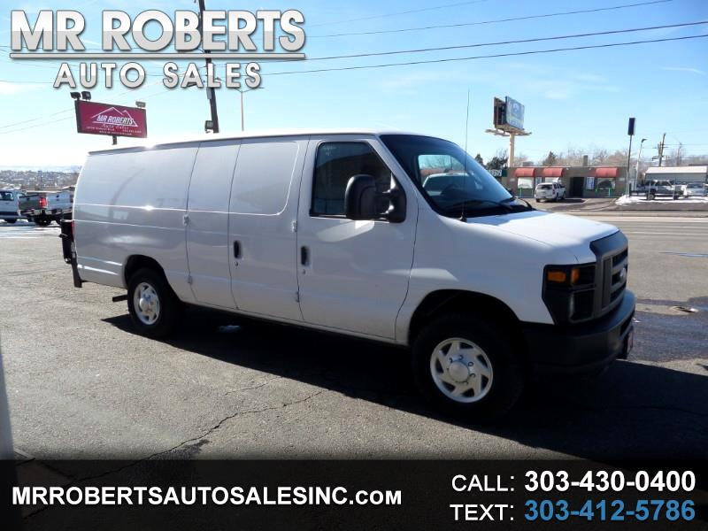 2014 Ford Econoline Cargo Van E-150 Ext Commercial