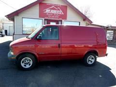2002 Chevrolet Astro Cargo Van