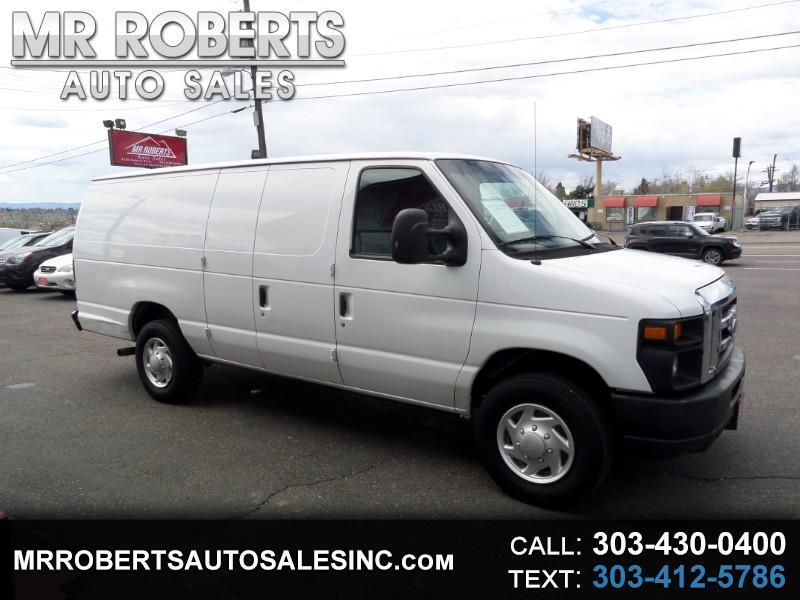 2014 Ford Econoline Cargo Van E-350 Super Duty Ext Recreational