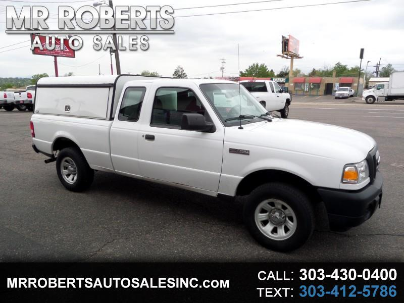 "2008 Ford Ranger 2WD 2dr SuperCab 126"" XL"