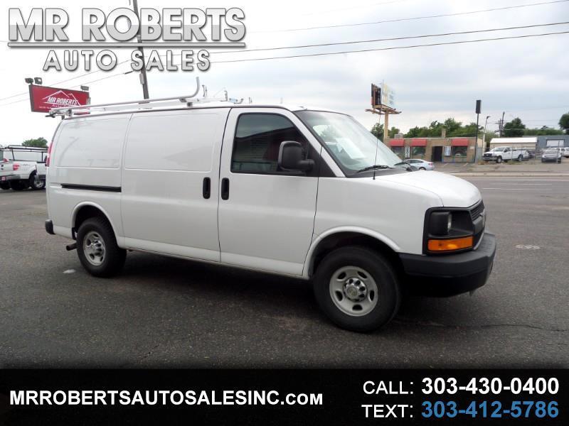2014 Chevrolet Express Cargo Van RWD 3500 135