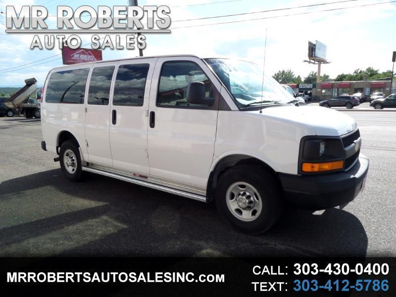 2014 Chevrolet Express Passenger RWD 3500 135