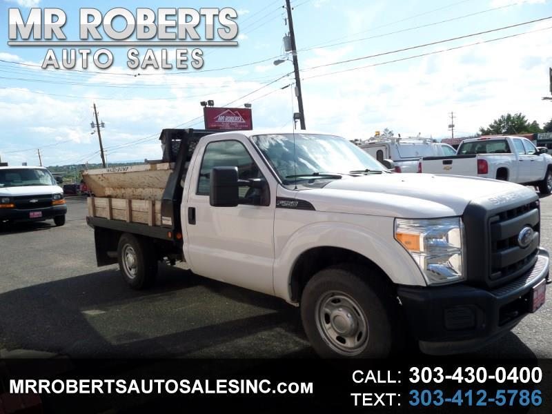 "Ford Super Duty F-250 SRW 2WD Reg Cab 137"" XL 2015"