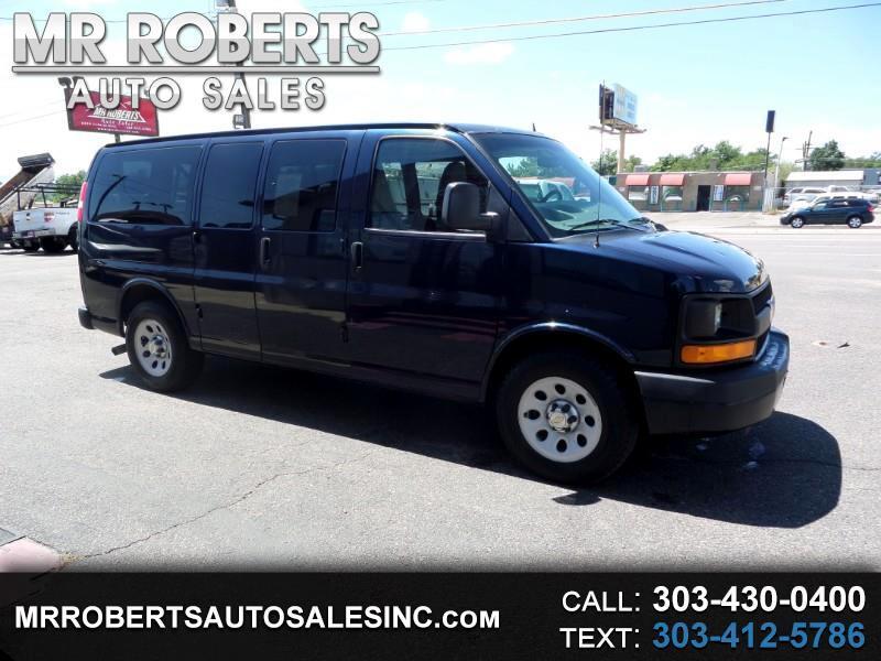 "2011 Chevrolet Express Passenger RWD 1500 135"" 1LS"