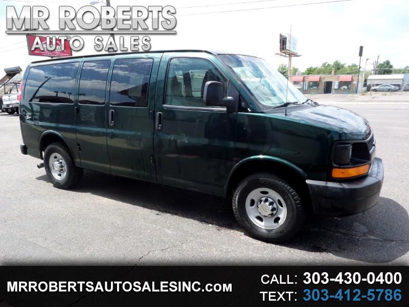 2011 Chevrolet Express Passenger RWD 2500 135