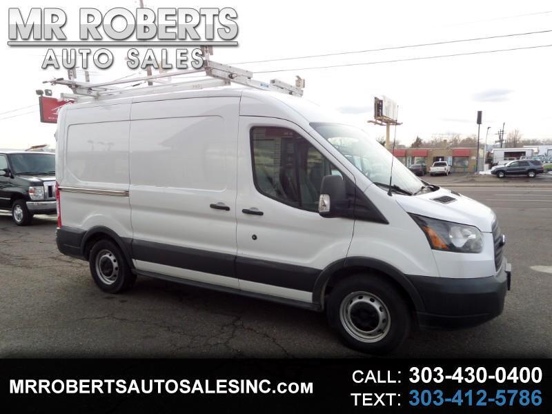 "Ford Transit Cargo Van T-150 130"" Med Rf 8600 GVWR Sliding RH Dr 2015"