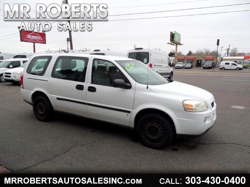 "Chevrolet Uplander Cargo Van 121"" WB 2008"