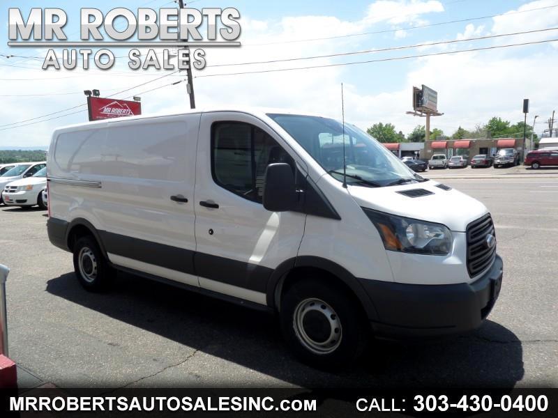 "Ford Transit Cargo Van T-250 130"" Low Rf 9000 GVWR Sliding RH Dr 2016"