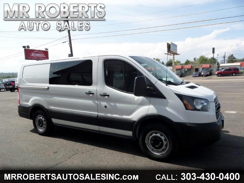 "Ford Transit Van T-150 130"" Low Rf 8600 GVWR Sliding RH Dr 2019"