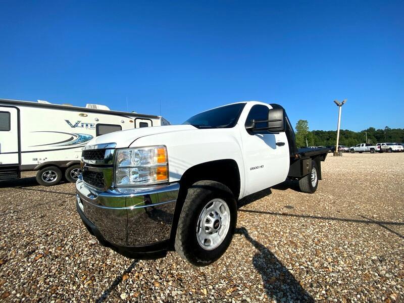 Chevrolet Silverado 2500HD Work Truck Long Box 2WD 2014