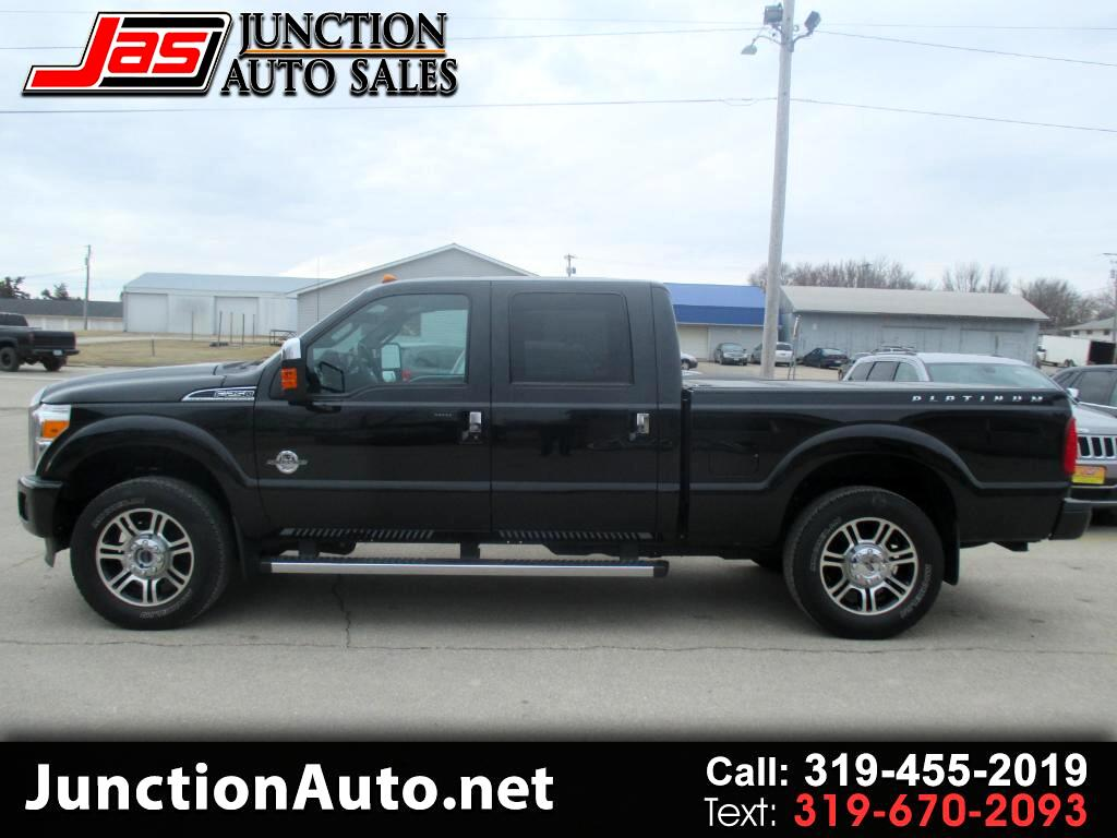 2015 Ford F-250 SD PLATINUM CREW CAB