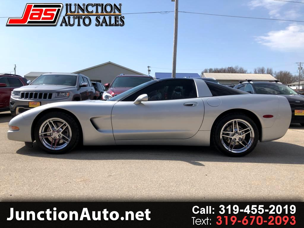 1997 Chevrolet Corvette 1LT Coupe Automatic