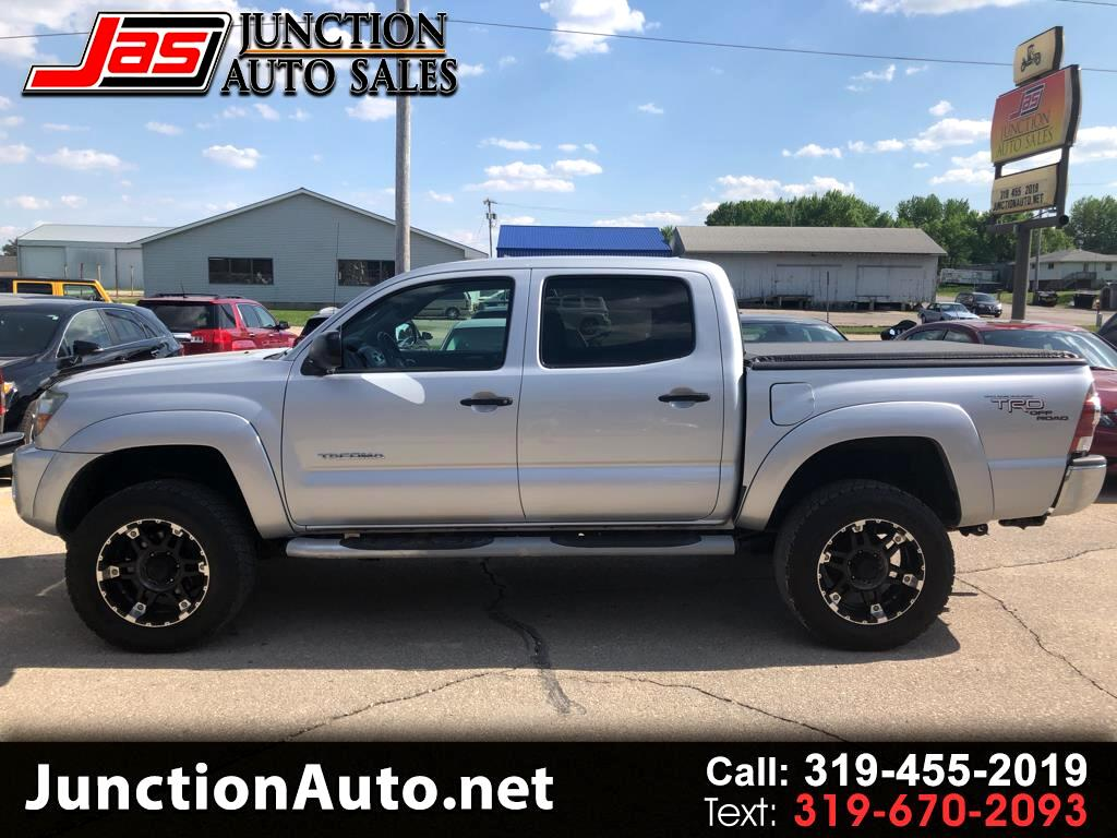 2010 Toyota Tacoma 4WD Double Cab V6 AT TRD Off Road (Natl)