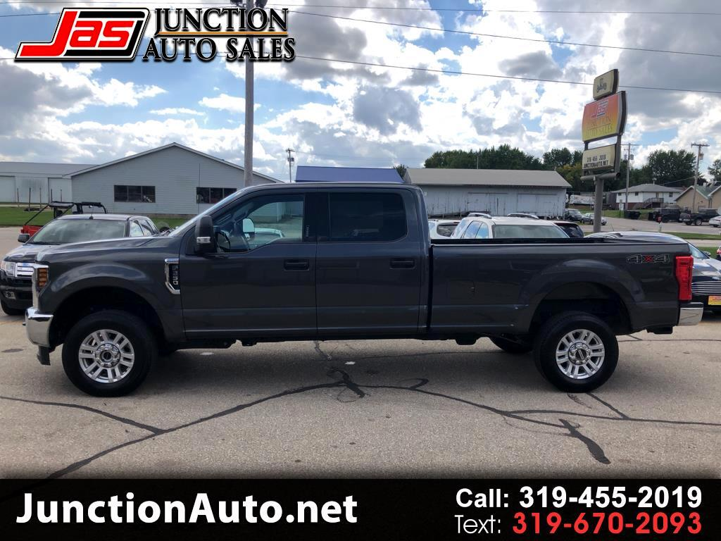 2018 Ford F-250 SD XLT Crew Cab Long Bed 4WD