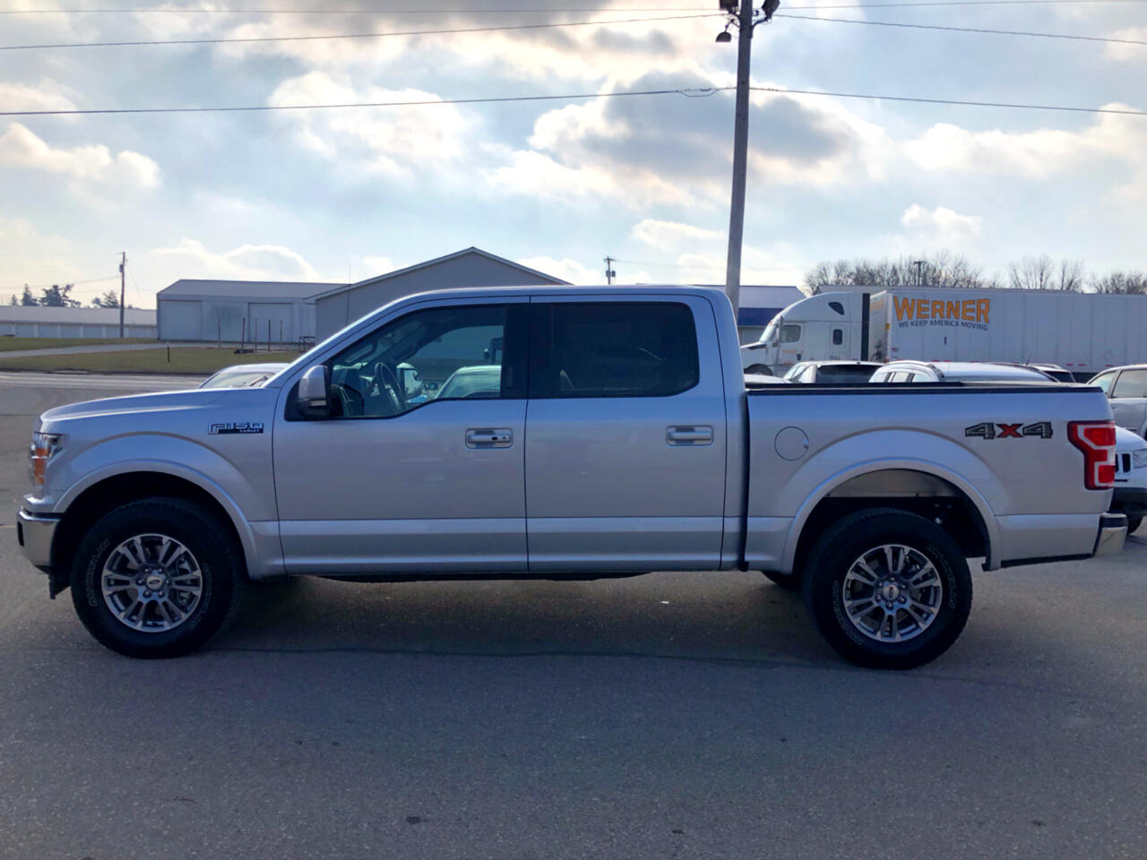 2018 Ford F-150 Lariat SuperCrew Short Box 4WD