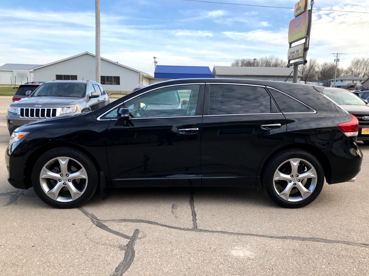 2014 Toyota Venza 4dr Wgn I4 FWD XLE (Natl)
