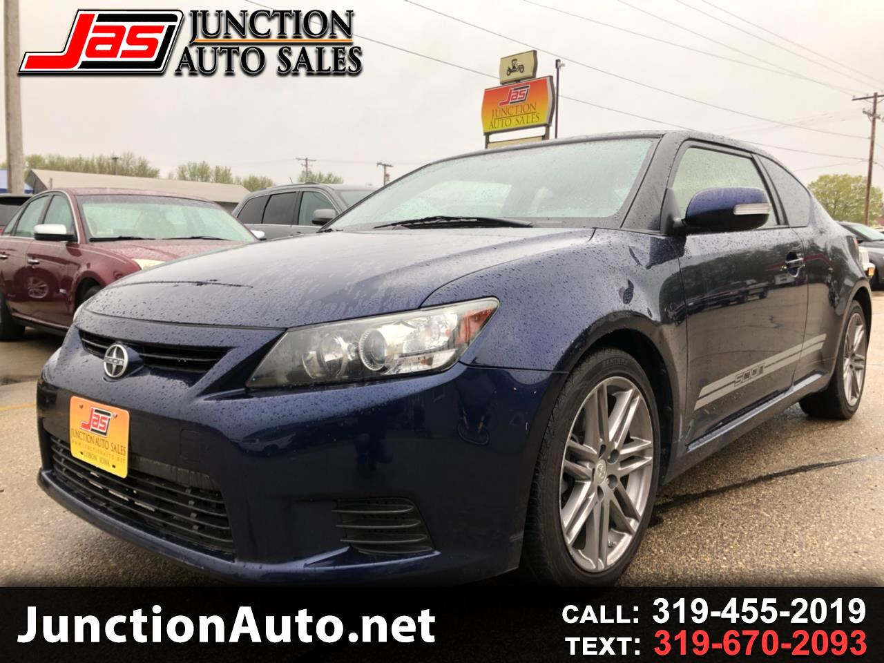 2013 Scion tC 2dr HB Man (Natl)