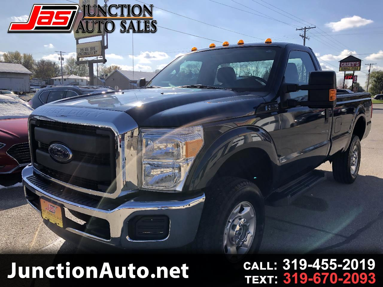 2016 Ford F-250 SD XL 4WD