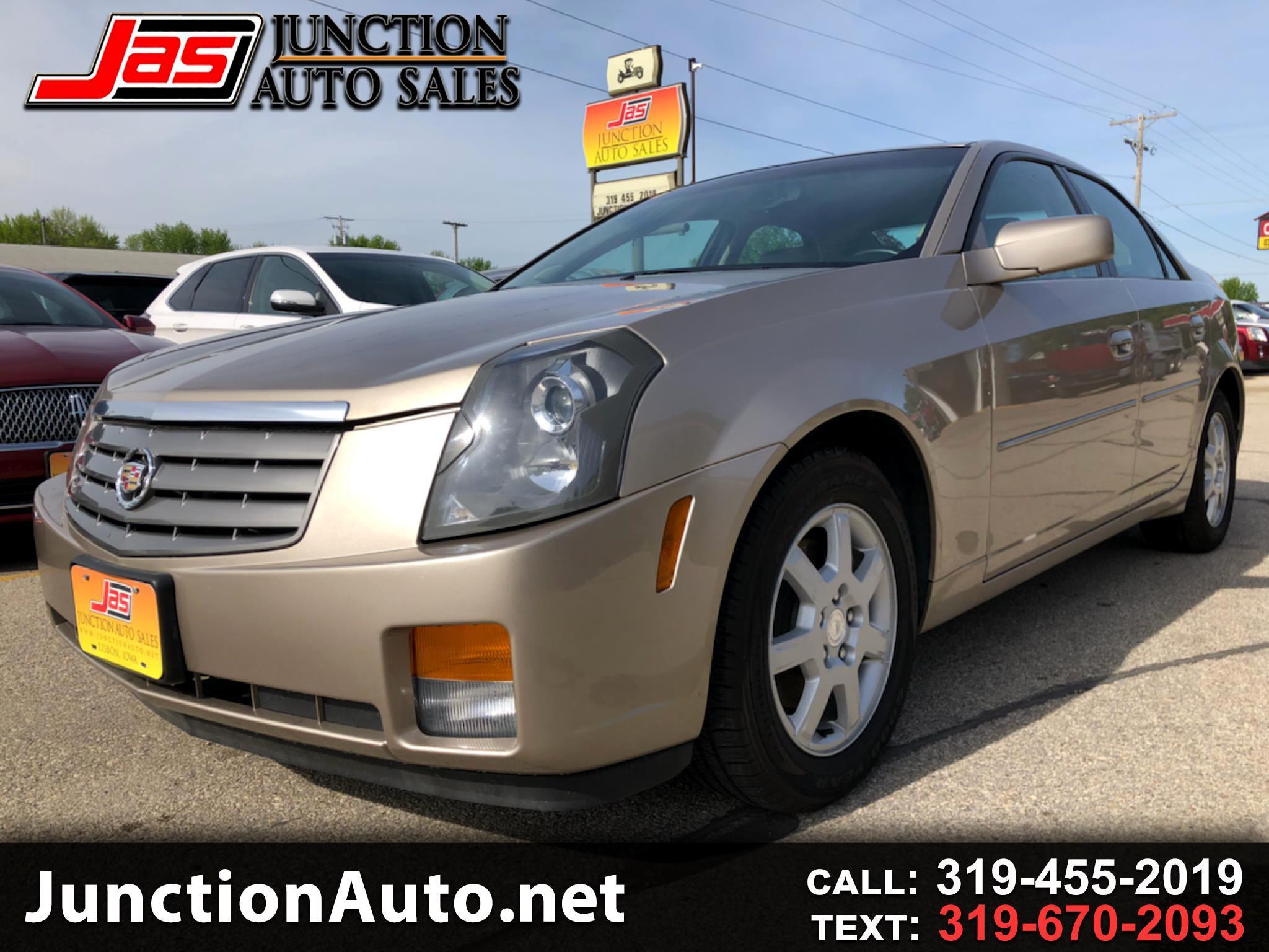 Cadillac CTS 2.8L 2005