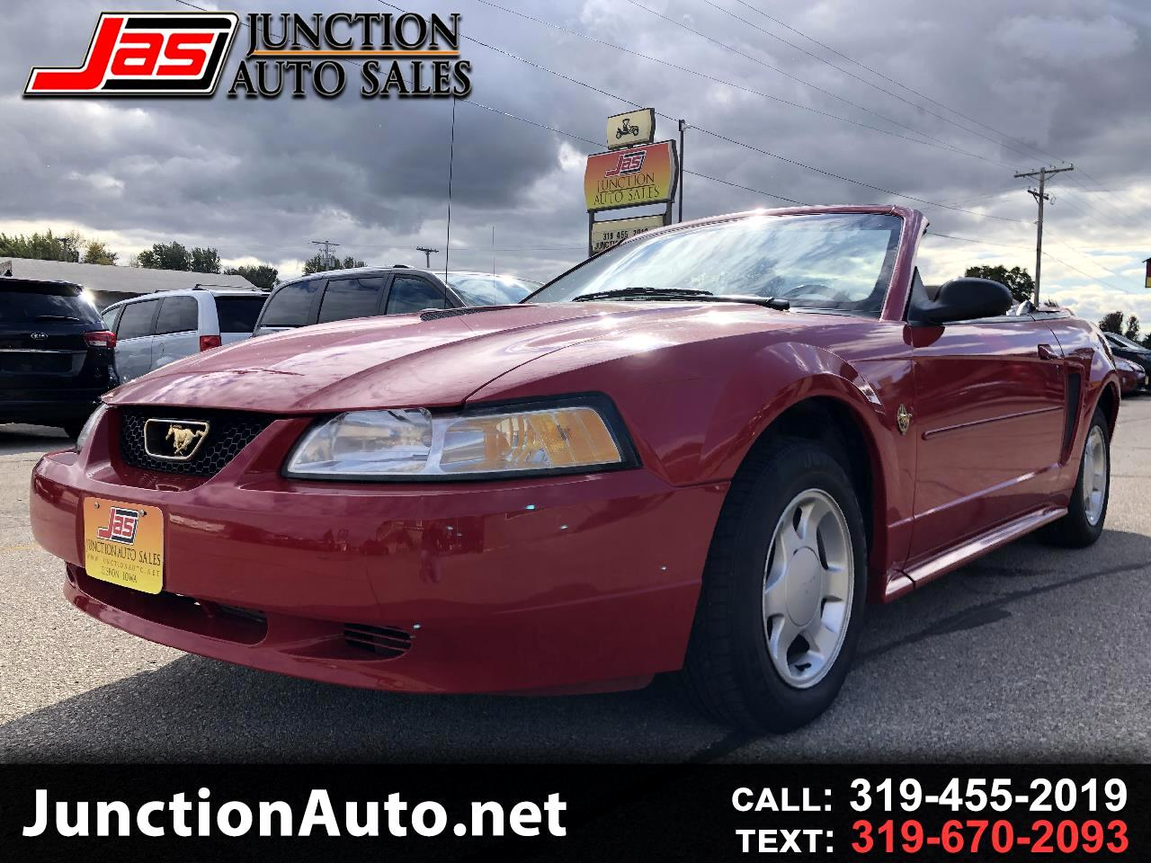 Ford Mustang Convertible 1999