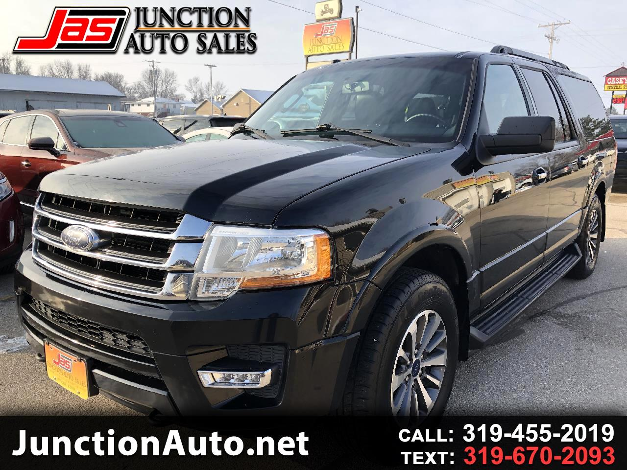 Ford Expedition EL XLT 4WD 2016