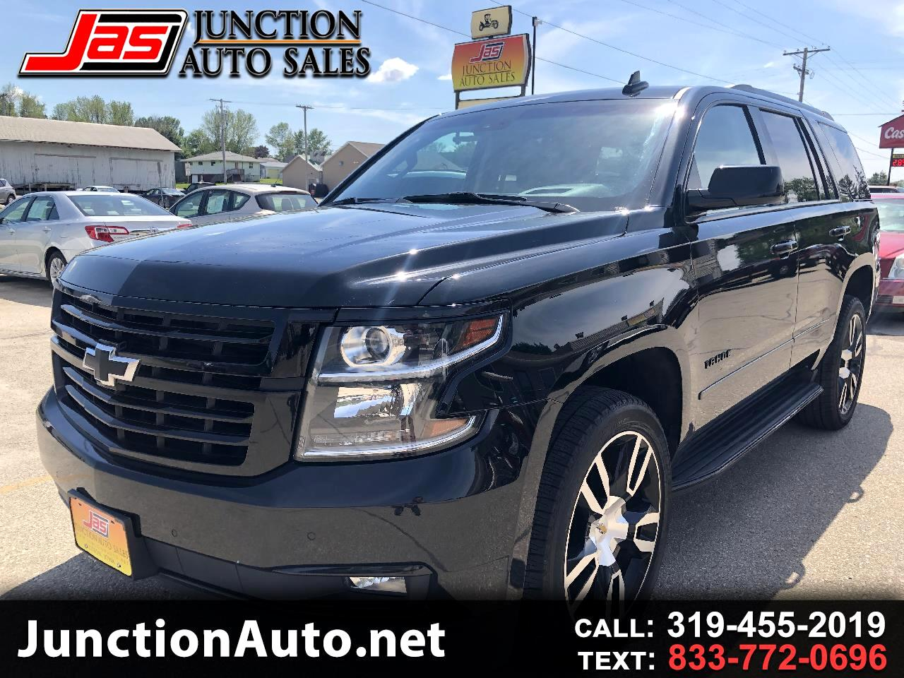 Chevrolet Tahoe 4WD 4dr RST 2018