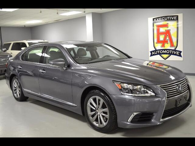 2015 Lexus LS 460 L Luxury Sedan AWD