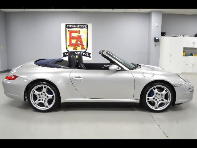 2008 Porsche 911 Carrera 4 Cabriolet