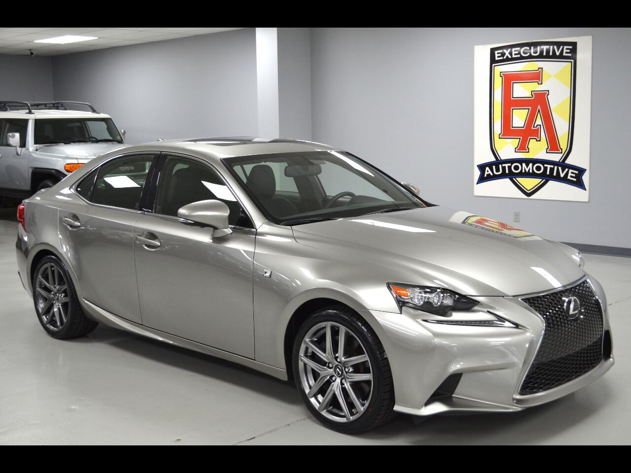2015 Lexus IS 350 AWD F Sport
