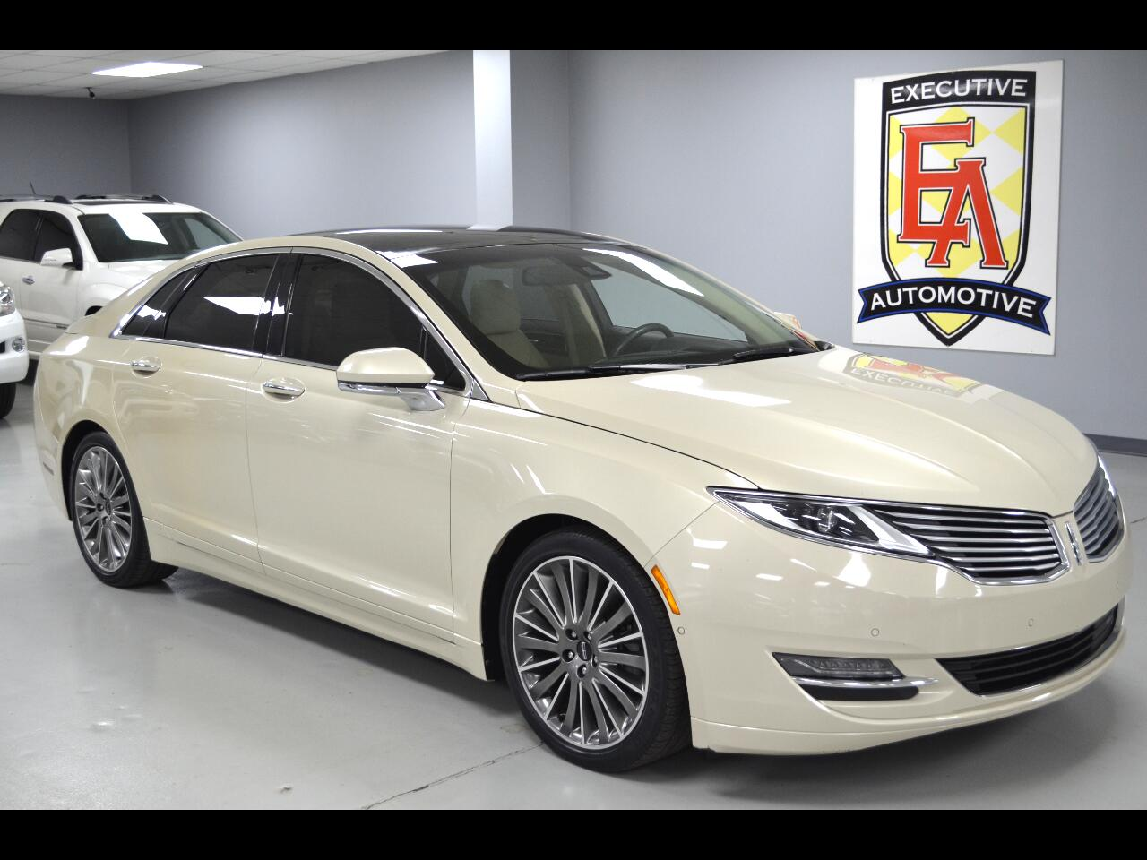 2014 Lincoln MKZ Premier AWD
