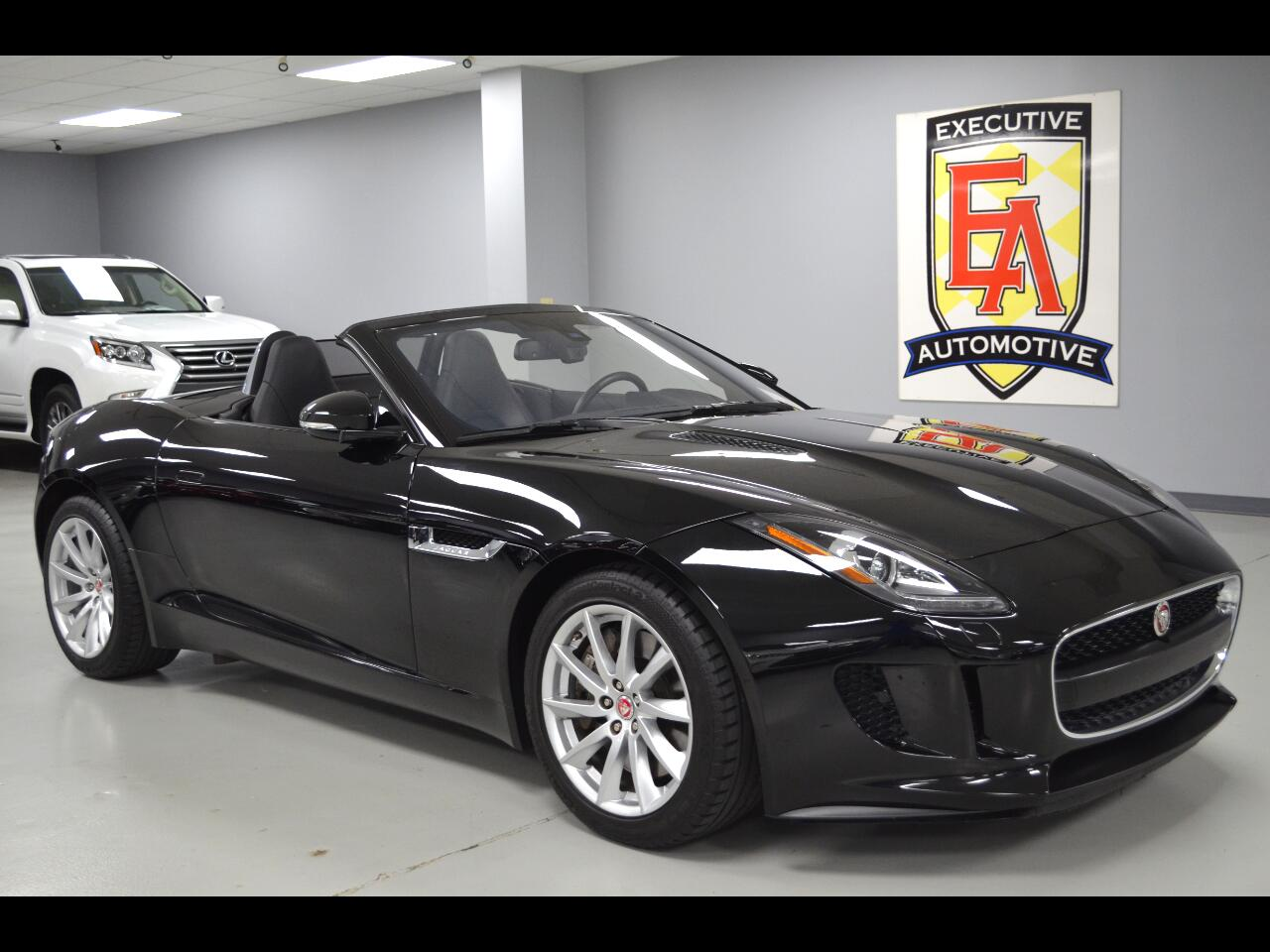 2017 Jaguar F-Type Convertible