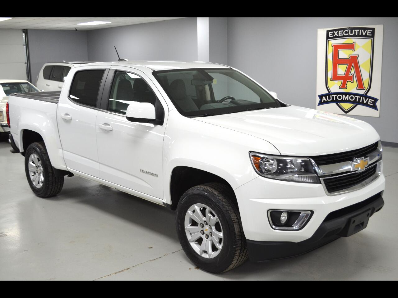 Chevrolet Colorado 1LT Crew Cab 2WD 2015
