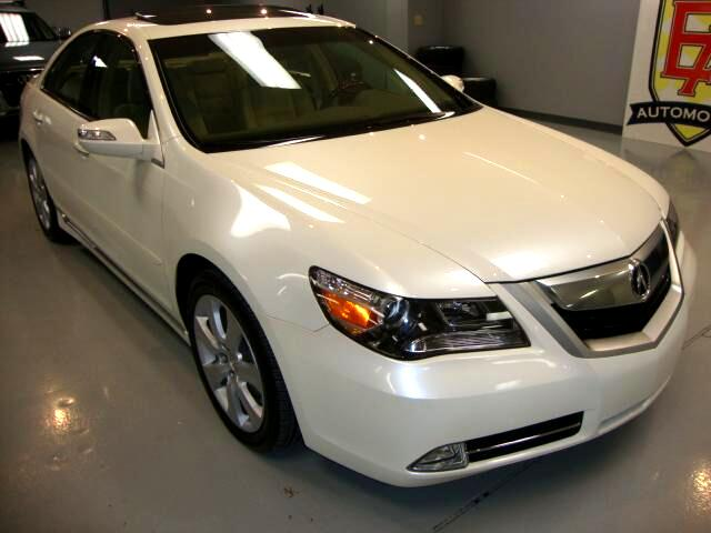 Acura RL Technology Package 2009