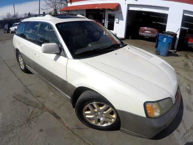 2002 Subaru Outback Limited Wagon
