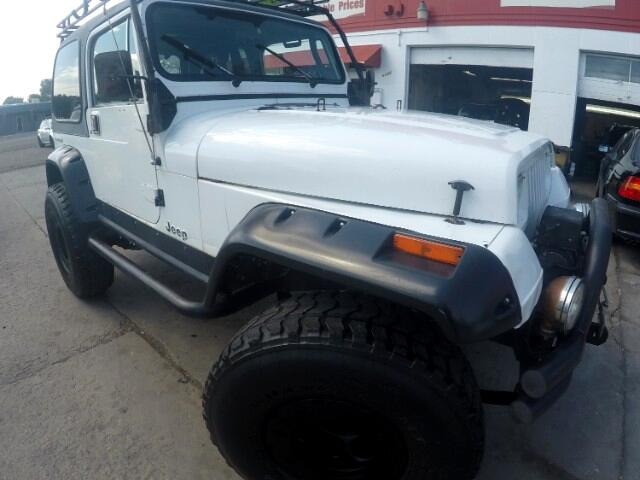 1990 Jeep Wrangler Soft Top