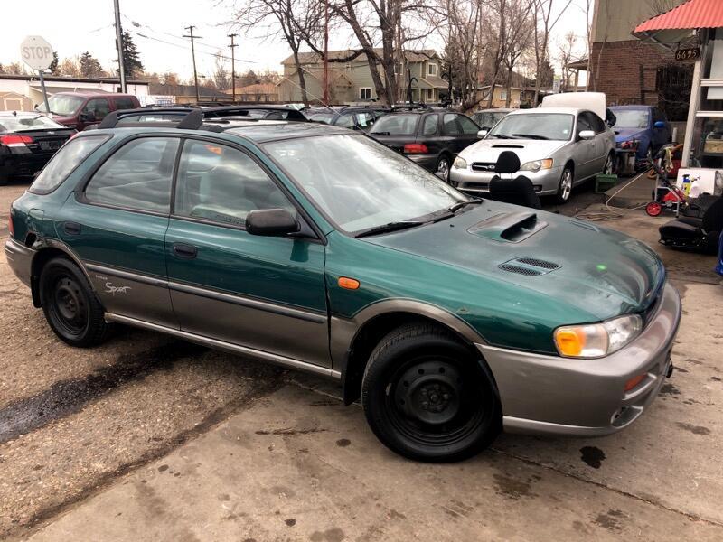 1997 Subaru Impreza Wagon Outback Sport
