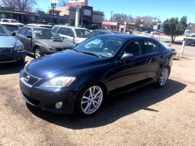 2006 Lexus IS 350 4dr Sdn RWD