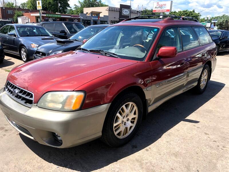 2003 Subaru Outback 2.5i Limited L.L.Bean Edition