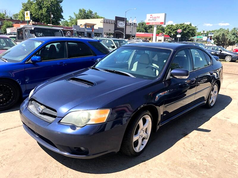 Used 2005 Subaru Legacy 2 5 Gt Limited For Sale In Wheat