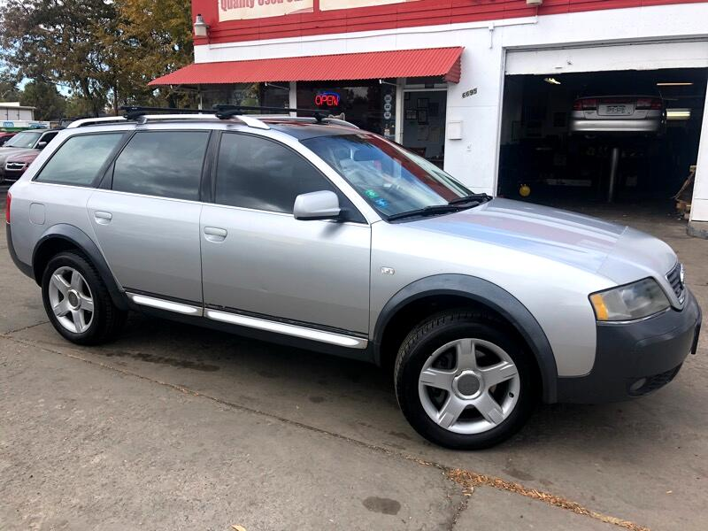2003 Audi allroad quattro 2.7T With Tiptronic