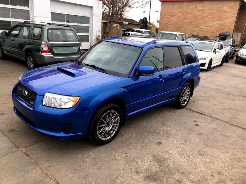 2008 Subaru Forester Sports 2.5XT