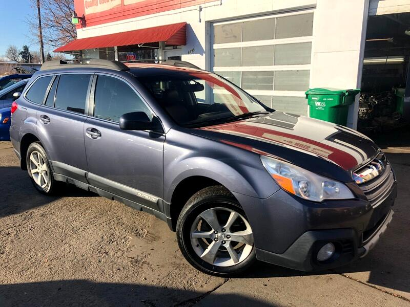 Subaru Outback 2.5i Limited Wagon 2014