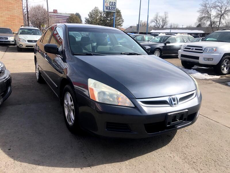 Honda Accord EX sedan 2007