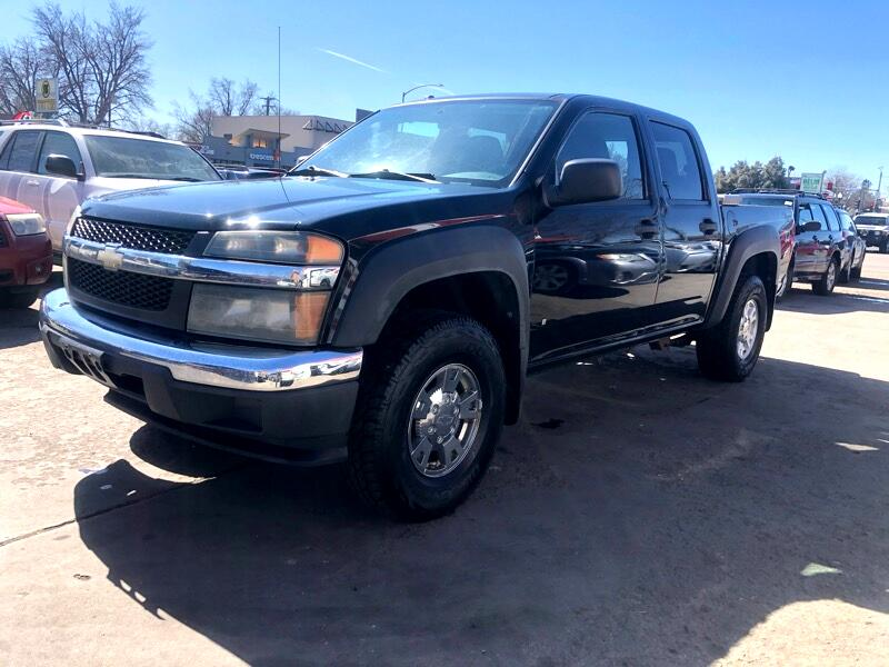 Chevrolet Colorado LT1 Crew Cab 4WD 2007