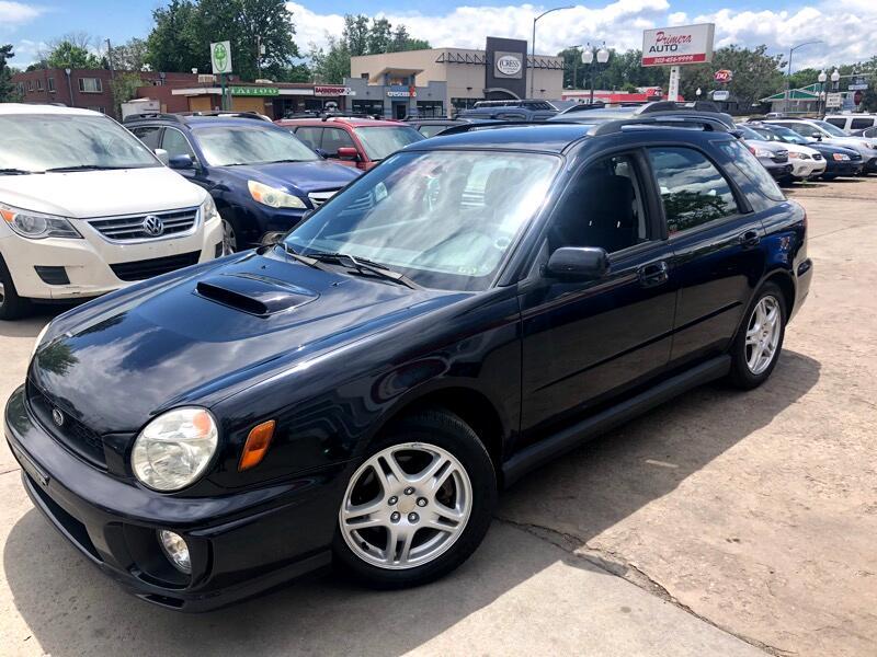 Subaru Impreza Wagon WRX 2003