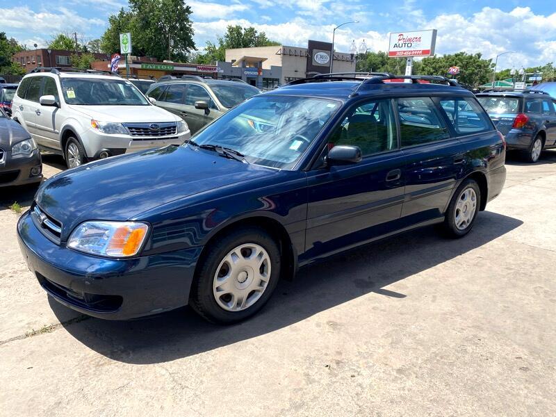 Subaru Legacy Wagon L 2001