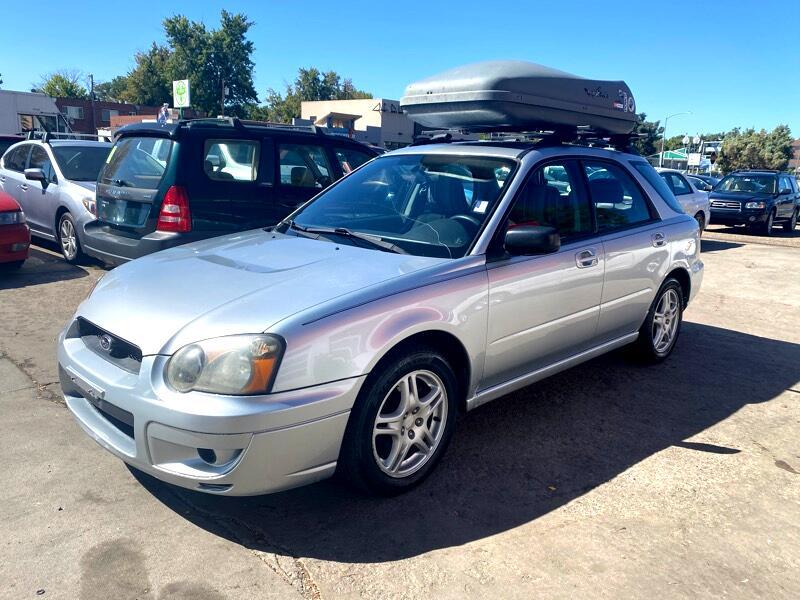 Subaru Impreza Wagon 2.5 RS 2005