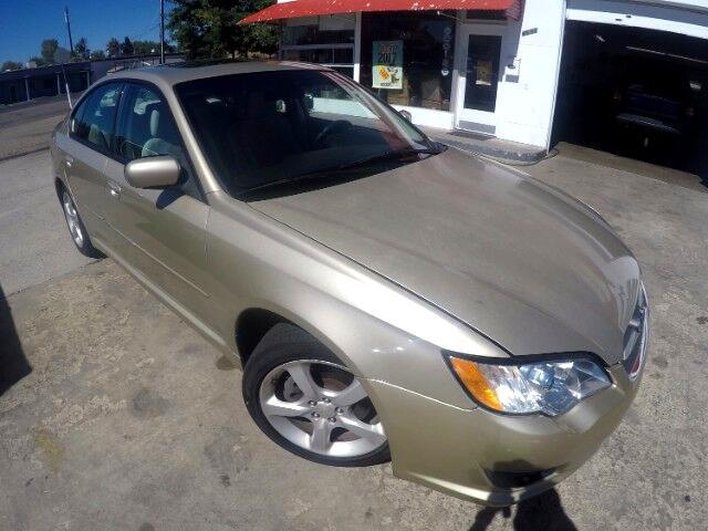 2008 Subaru Legacy 2.5i