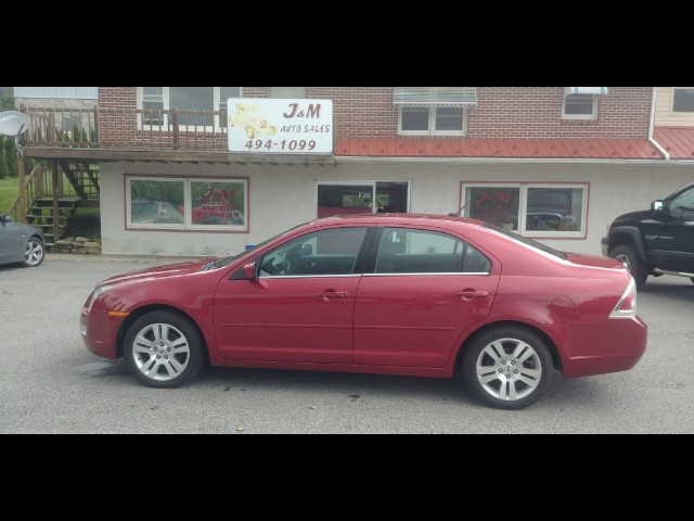 2007 Ford Fusion V6 SEL AWD
